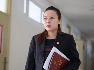 【喜报】李秋被评为2020年度黑龙江省师德师风先进个人